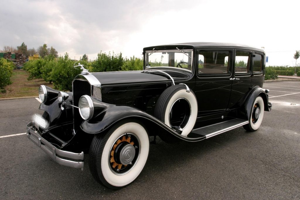 Pierce Arrow Año 1930