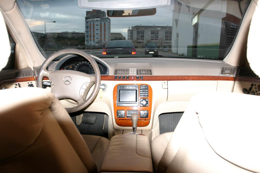 mercedes sl 500 interior merche coches de lujo